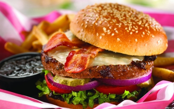 Fast Food Delivery Restaurants Near Me